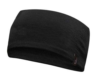 Ivanhoe Underwool Headband - Black