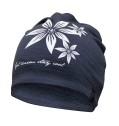 Ivanhoe Underwool Hat Flower - Steelblue