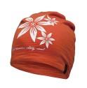Ivanhoe Underwool Hat Flower - Orange