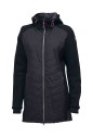 Ivanhoe Pulsar Coat Windbreaker - Black 46