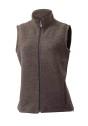 Ivanhoe Beata Vest AW18 - Dark Khaki 44