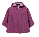 Ivanhoe Junior Trolle Poncho - Lilac Rose 130/140