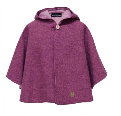 Ivanhoe Junior Trolle Poncho - Lilac Rose 90/100