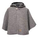 Ivanhoe Junior Trolle Poncho - Grey Marl 130/140