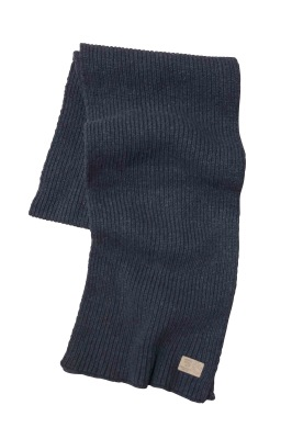 Ivanhoe Roa Scarf - Light navy