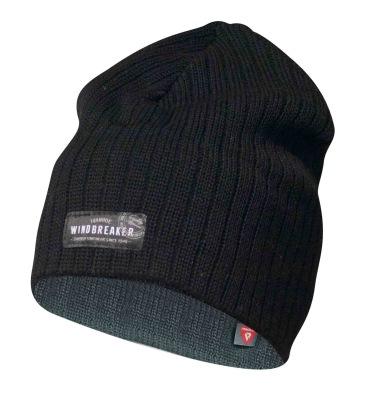 Ivanhoe Windy Hat WB - Black