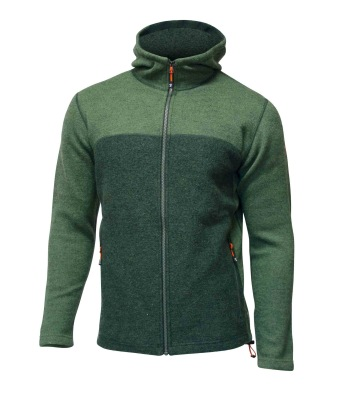 Ivanhoe Alvar Hood - Rifle Green M