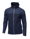 Ivanhoe Alvar Hood - Light Navy 3XL