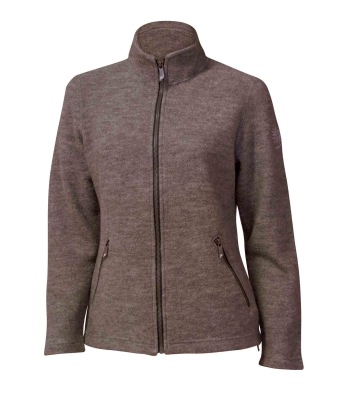 Ivanhoe Bella Full Zip - Dark Khaki 36