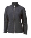 Ivanhoe Bella Full Zip - Graphite Marl 46