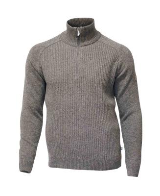 Ivanhoe Gudmar Half Zip - Grey S