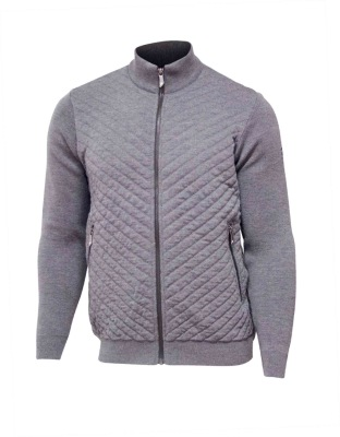 Ivanhoe Klemens Full Zip - Grey S