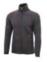 Ivanhoe Gudmar Full Zip - Grey XXL