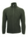 Ivanhoe Gudmar Full Zip - Forest Green XXL