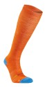 Ivanhoe Wool Sock Compression - Orange 43-45