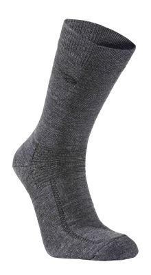 Ivanhoe Wool Sock - Grey marl 35-39
