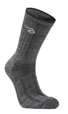 Ivanhoe Wool Sock Trekk - Grey 35-39