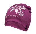 Ivanhoe Underwool Hat Flower - Lilac Rose One Size