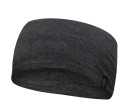 Ivanhoe Underwool Headband - Graphite Marl