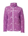 Ivanhoe Monstera Full Zip - Spring Crocus 46