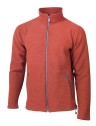 Ivanhoe Bruno Full Zip - Red Clay 3XL