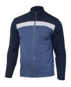 Ivanhoe Zack Full Zip - Navy XXL