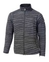 Ivanhoe Wave Full Zip - Grey 3XL