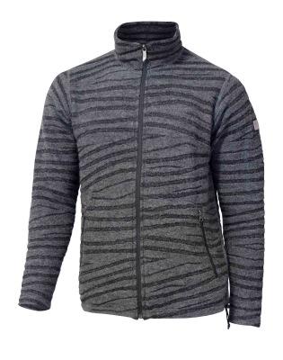 Ivanhoe Wave Full Zip - Grey S