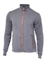 Ivanhoe Assar Full Zip - Grey 3XL