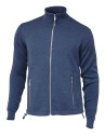 Ivanhoe Assar Full Zip - Steel Blue 3XL