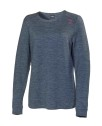 Ivanhoe Underwool Thea long Sleeve - Graphite marl 46