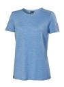 Ivanhoe Siri short Sleeve - Ice blue marl 46