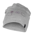 Ivanhoe Underwool Hat Meja Symbols - Grey