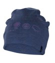 Ivanhoe Underwool Hat Meja Symbols - Steel Blue