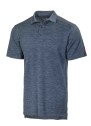 Ivanhoe Underwool Elis Poloshirt - Graphite marl 3XL