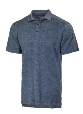 Ivanhoe Underwool Elis Poloshirt - Graphite marl S
