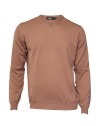Ivanhoe Cashwool V-neck Male - Coral Gold XXL