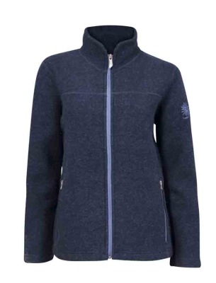 Ivanhoe Beata Full Zip - Light Navy 36