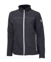 Ivanhoe Beata Full Zip - Graphite Marl 46