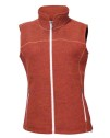 Ivanhoe Beata Vest - Red Clay 46