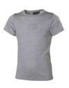 Ivanhoe Underwool Junior Jive t-shirt - Grey Marl 140