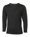 Ivanhoe Underwool Junior Tango Long Sleeve - Black 140