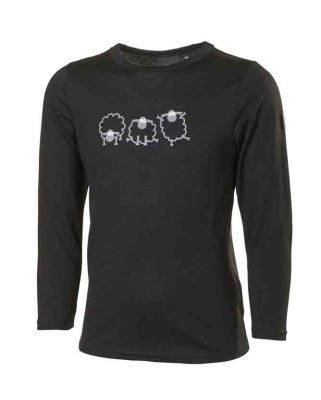 Ivanhoe Underwool Junior Tango Sheep - Black 100