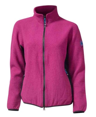 Ivanhoe Tilly Full Zip - Cerise 36
