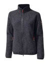 Ivanhoe Tilly Full Zip - Graphite Marl 46