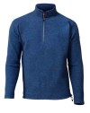 Ivanhoe Kaj Half Zip - Electric Blue 3XL