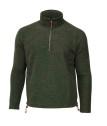 Ivanhoe Kaj Half Zip - Loden Green 3XL