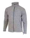 Ivanhoe Bruno Full Zip - Grey Marl 3XL