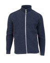 Ivanhoe Danny Full Zip - Light Navy 3XL