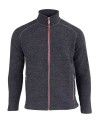 Ivanhoe Danny Full Zip - Graphite Marl 3XL